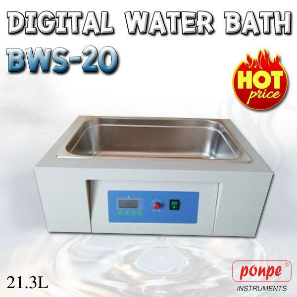 Digital Water Bath 21.3L BWS-20