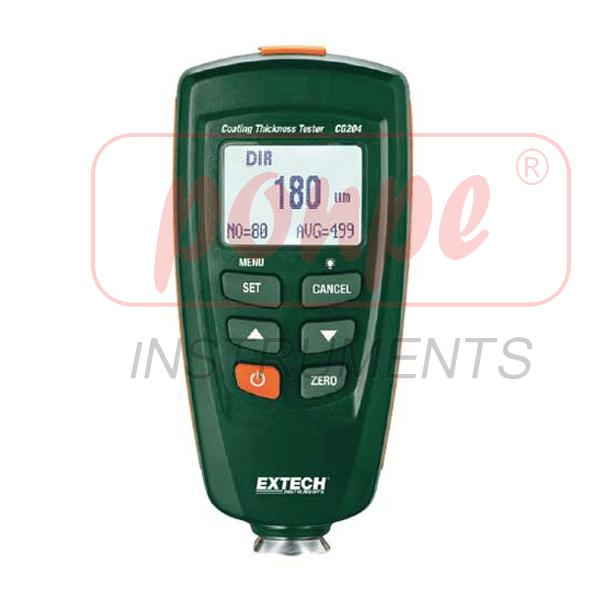 CG204 EXTECH เครื่องวัดความหนา Thickness Meter