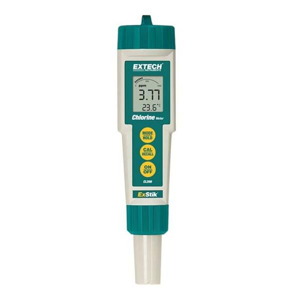 CL200 EXTECH เครื่องวัดคลอรีน Total Chlorine Meter