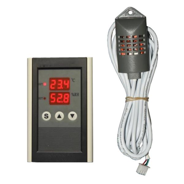 CMT-0716 / JEDTO เครื่องวัดอุณหภูมิ ความชื้น Temperature & Humidity Controller
