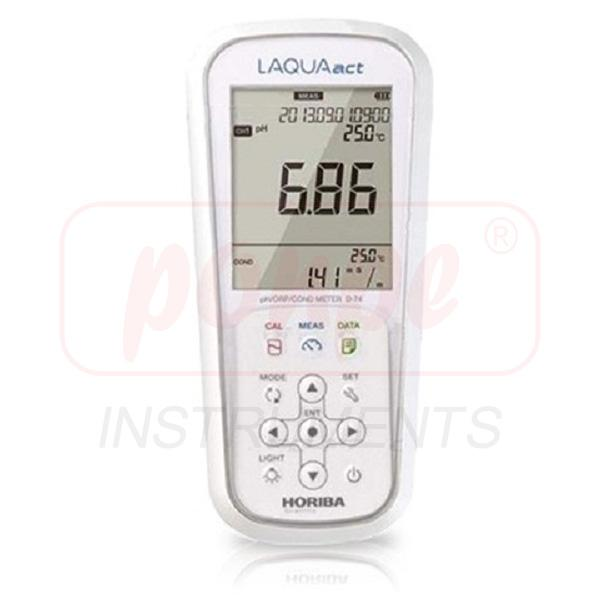 D-75 Horiba Scientific Portable pH/ORP/Dissolved Oxygen meter
