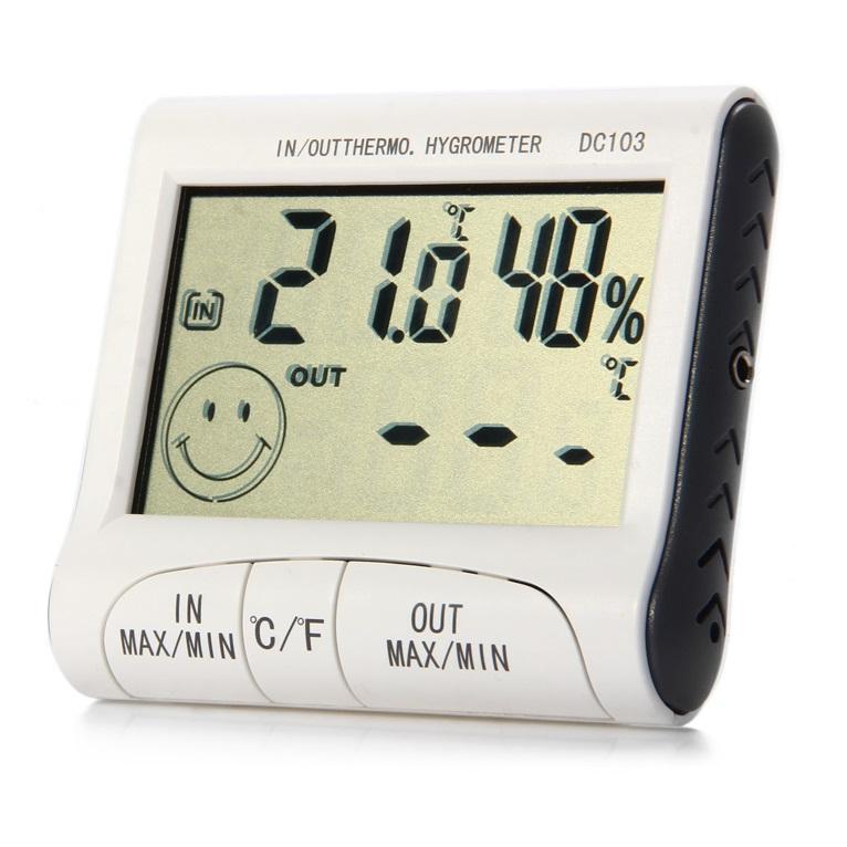 DC-103 / JEDTO Thermometer