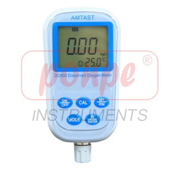 DO900 / AMTAST เครื่องวัดออกซิเจน ในน้ำ Dissolved Oxygen Meter