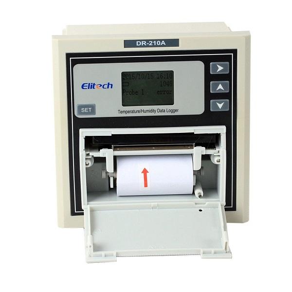 DR-210A / ELITECH Humidity Meter