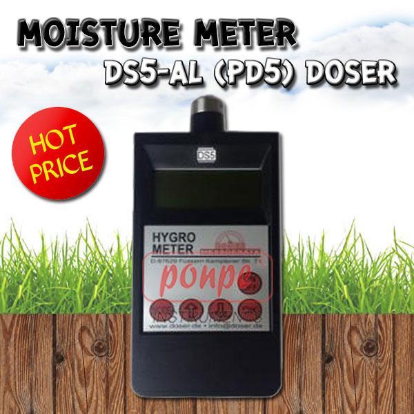 DS5-AL (PD5) / DOSER เครื่องวัดความชื้นกระดาษ กองกระดาษ กองไม้