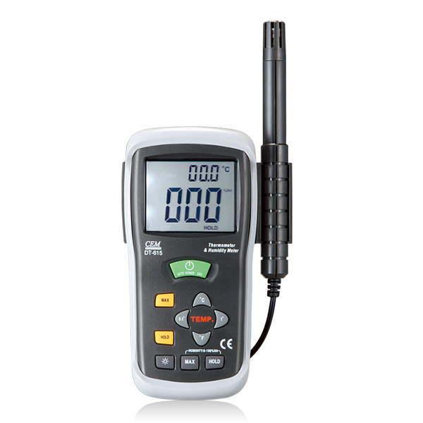 DT-615 / CEM เครื่องวัดอุณหภูมิ ความชื้น Humidity & Temperature Meters