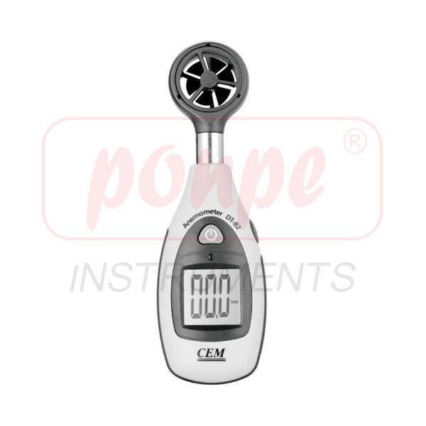 DT-82 / CEM เครื่องวัดความเร็วลม Pocket Anemometer