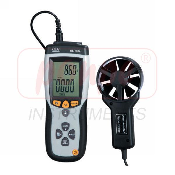 DT-8894 / CEM CFM / CMM with IR Thermometer