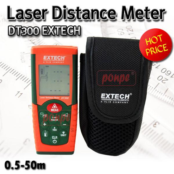 DT300: Laser Distance Meter เครื่องวัดระยะ MAX 50m