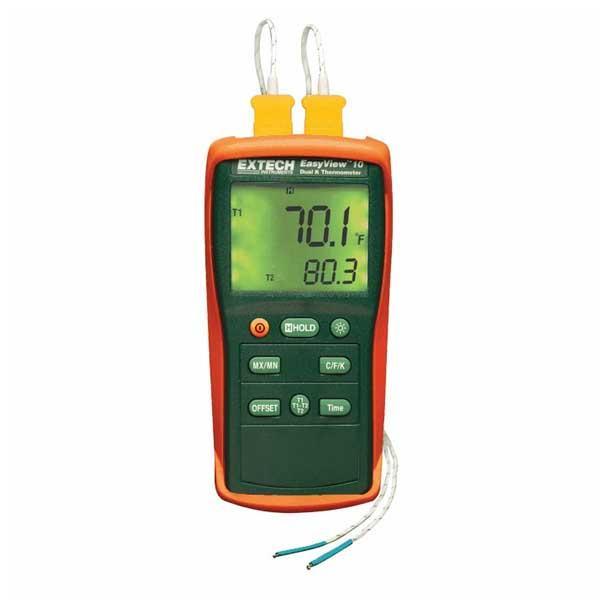 เครื่องวัดอุณหภูมิ รุ่น EA10