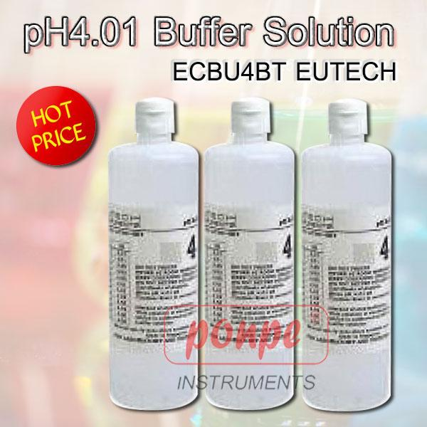 pH4.01 Buffer Solution ECBU4BT