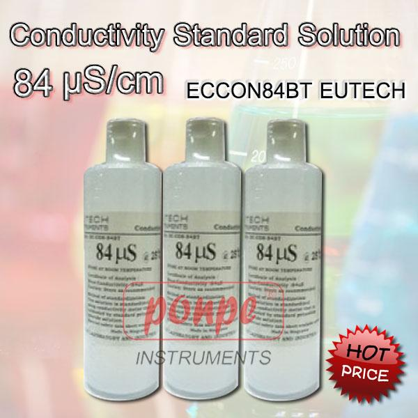 Conductivity Standard Solution 84 µS/cm