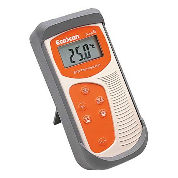 เครื่องวัดอุณหภูมิ รุ่น  EUTECH ECOSCAN TEMP 5
