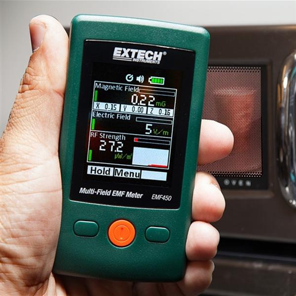 EMF450 EXTECH เครื่องวัดสนามแม่เหล็ก EMF Meter