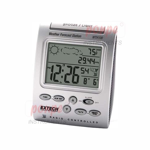 Time, Temperature, Barometric Pressure, Weather Symbols WTH100 - เลิกจำหน่าย