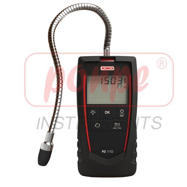 Gas leak detector FG110