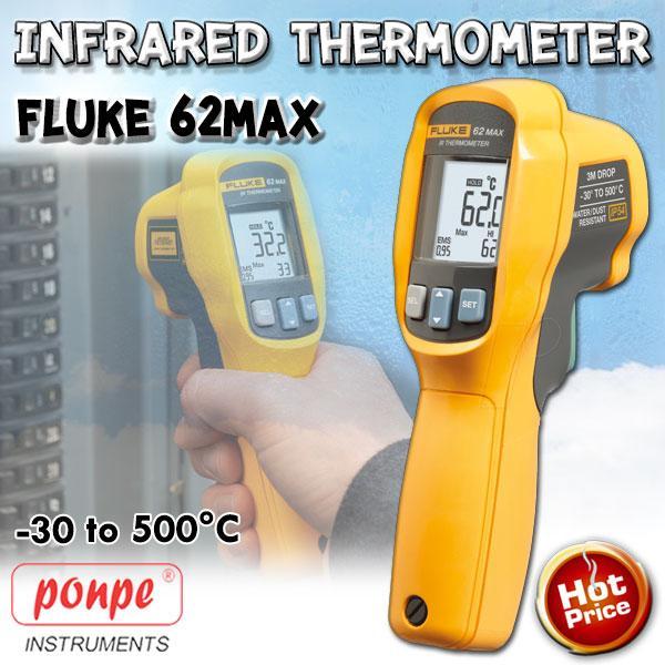 FLUKE 62MAX IR Thermometer 45d64b26c1518