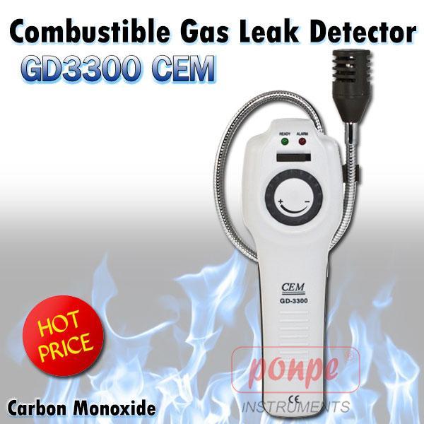 GD3300 / CEM เครื่องตรวจจับแก็ส Gas Detector
