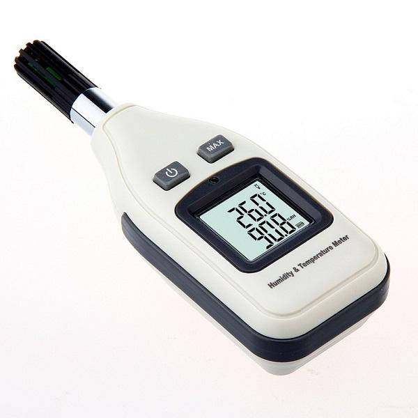 GM1362 BENETECH เครื่องวัดอุณหภูมิ ความชื้น Humidity & Temperature Meter