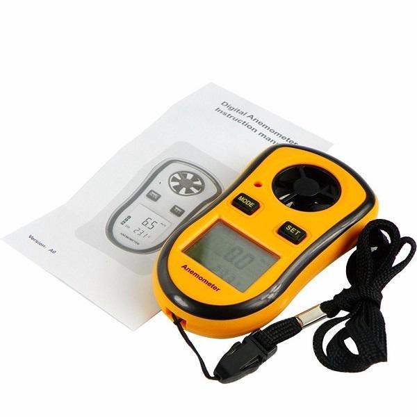 GM8908 BENETECH เครื่องวัดความเร็วลม Anemometer