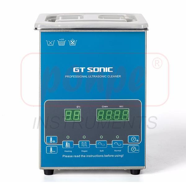 GT-1620QTS / GT SONIC เครื่องล้างความถี่สูง Ultrasonic Cleaner