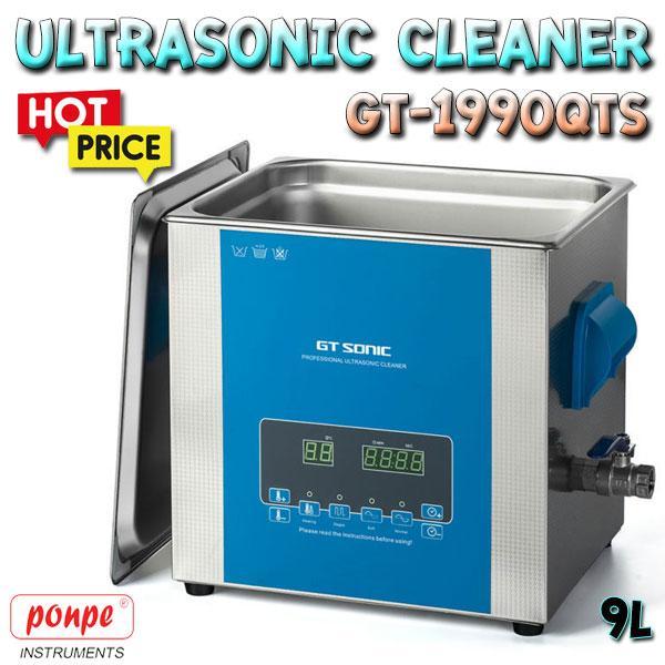 GT-1990QTS / GT SONIC เครื่องล้างความถี่สูง Ultrasonic Cleaner