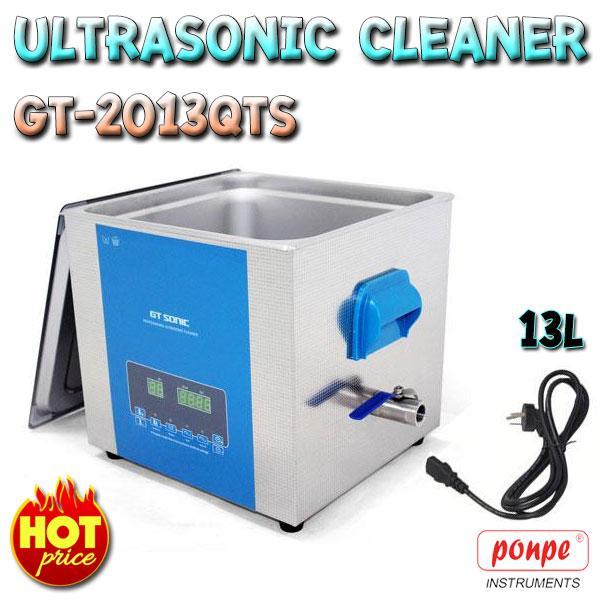 เครื่องล้างความถี่สูง GT-2013QTS Ultrasonic Cleaner
