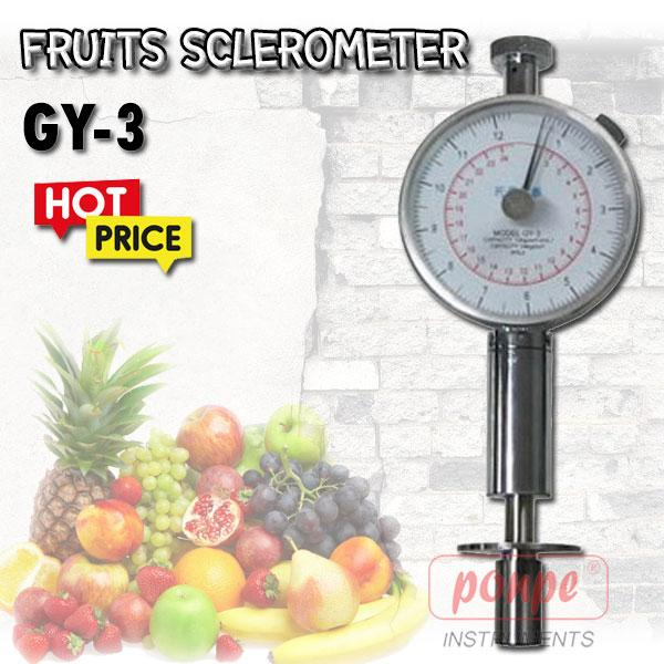 GY-3 / JEDTO  เครื่องวัดความแข็ง Fruits Sclerometer