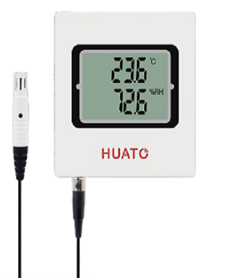 HE500A-EX HUATO เครื่องวัดอุณหภูมิ/ความชื้น Temperature/Humidity Meter