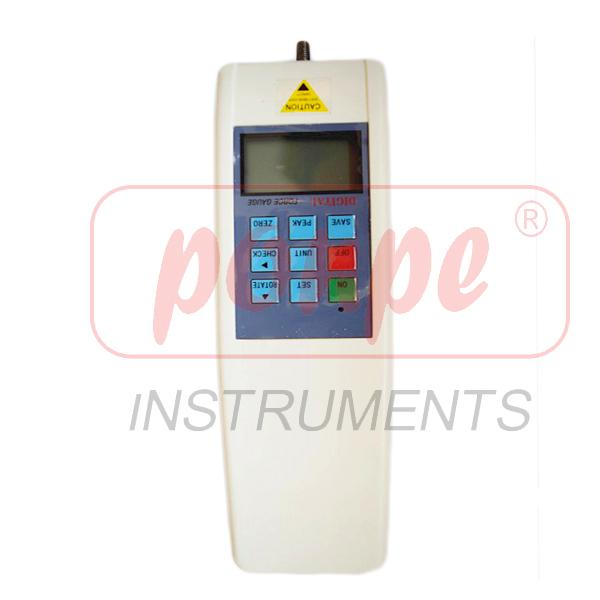 HF-500 TLEAD Digital Push Pull Gauge Force Gauge