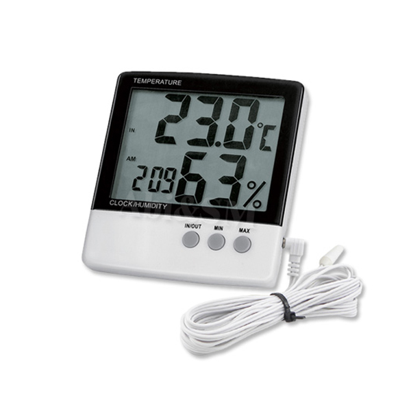 HGM-TTH-002 / JEDTO เครื่องวัดอุณหภูมิ ความชื้น Digital Hygro-Thermometer
