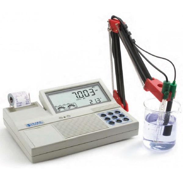pH/ORP/Temperature Meter with Built-in Printer HI122