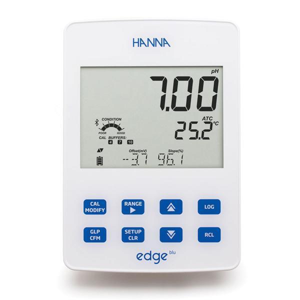 HI2202 HANNA เครื่องวัดกรดด่าง pH Meter