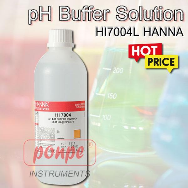 pH Buffer Solution HI7004L