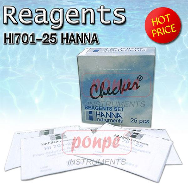 Reagents for 25 tests HI701-25