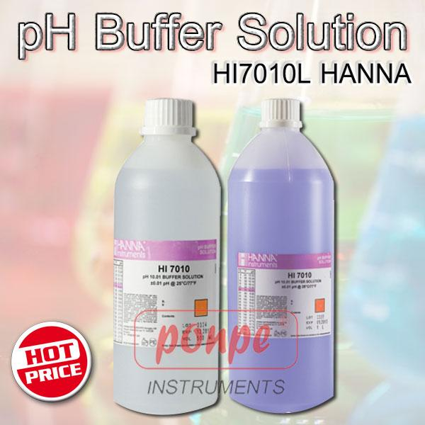 pH Buffer Solution HI7010L