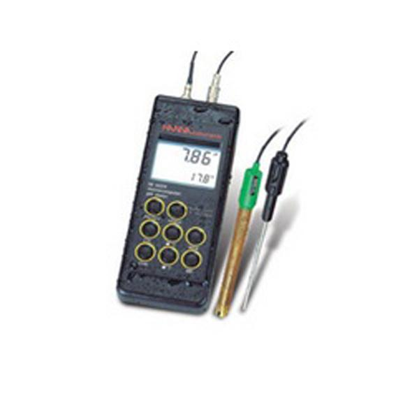 PH meter / ORP / Temp HI9025C