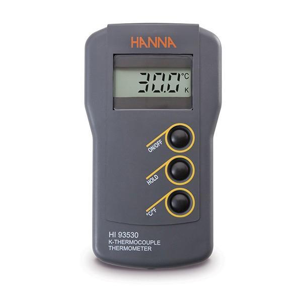 เครื่องวัดอุณหภูมิ รุ่น HI93530