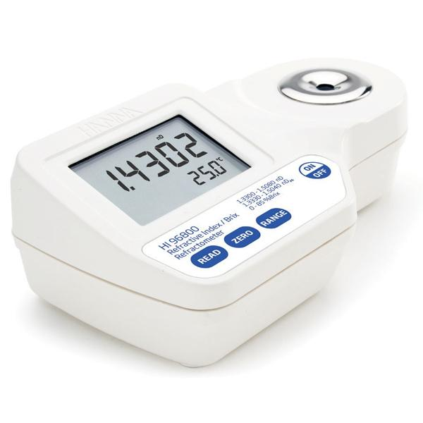 HI96800 / HANNA Digital Refractometer