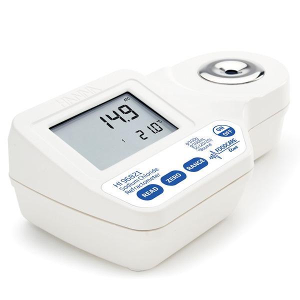 Salinity meters เครื่องวัดความเค็มอาหาร HI96821