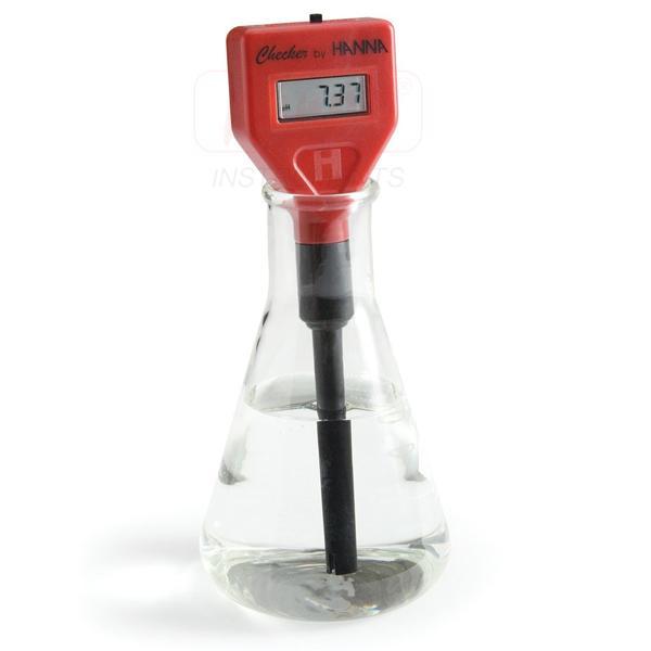 เครี่องวัดกรดด่าง pH Meter HANNA รุ่น HI98103