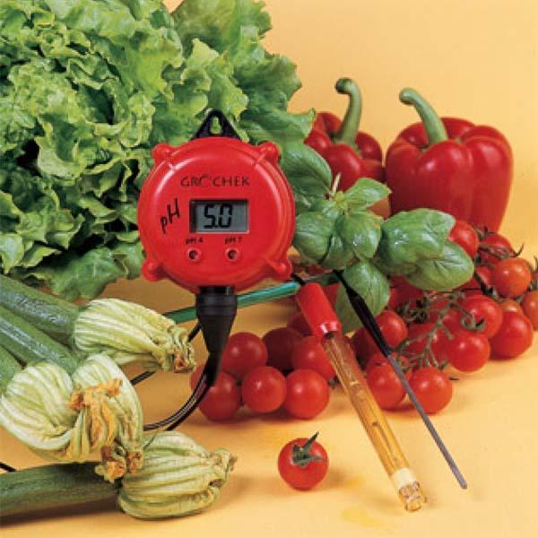 Gro'Chek Water Resistant pH Indicator HI981401N