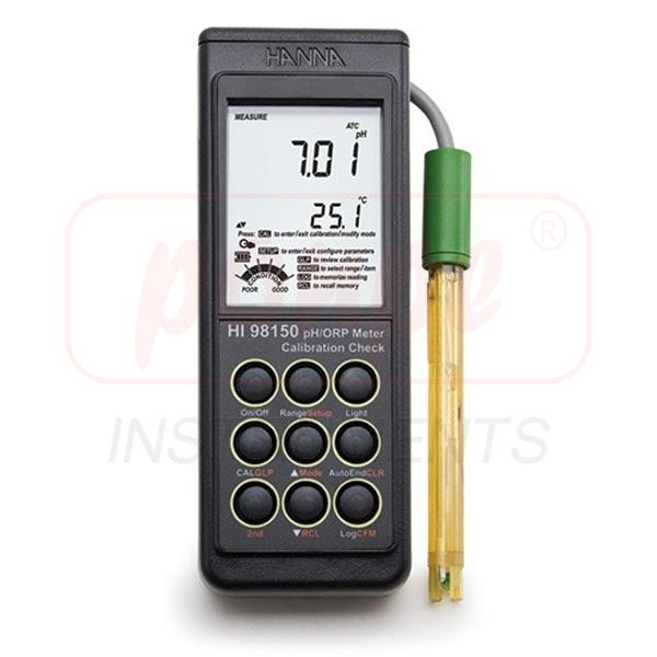 PH meter / ORP / Temp HI98150