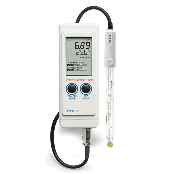 HI99192 HANNA pH Meter Portable Meter