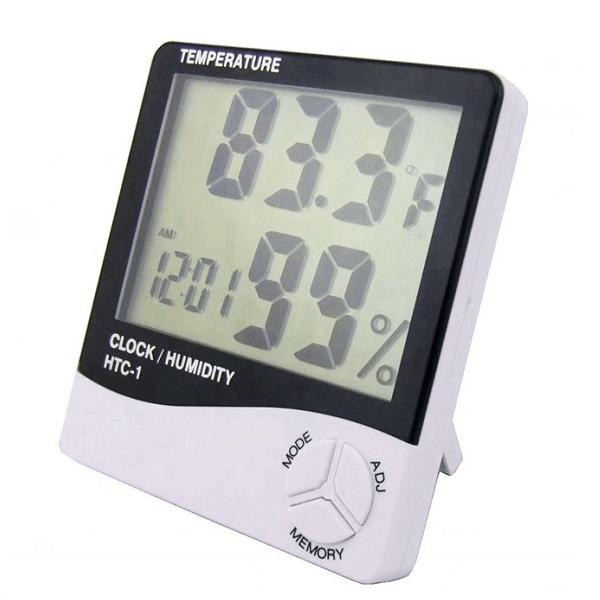 HTC-1 / JEDTO เครื่องวัดอุณหภูมิและความชื้น