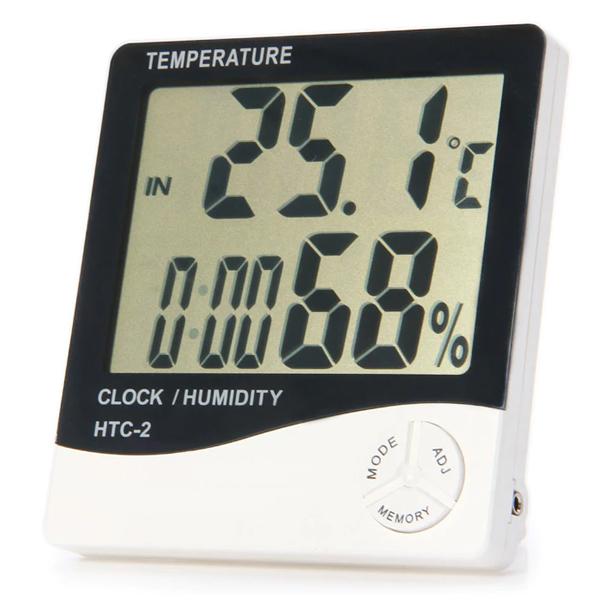 HTC-2 JEDTO เครื่องวัดอุณหภูมิและความชื้น