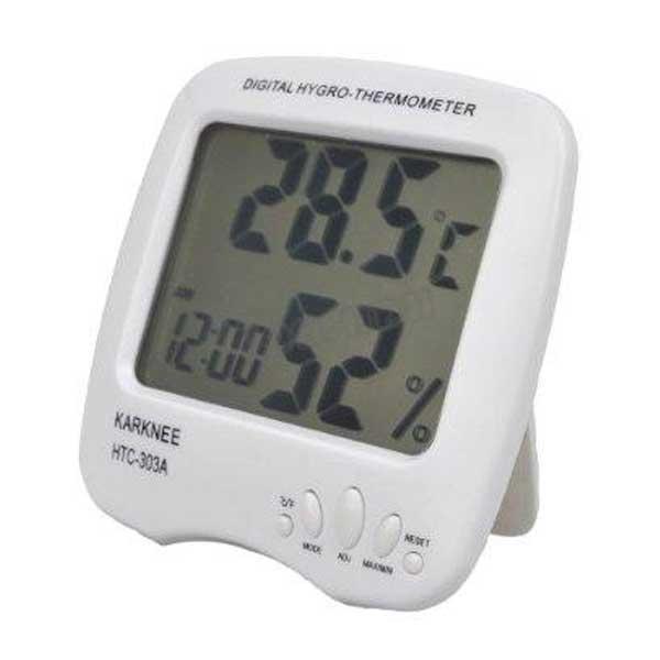 เครื่องวัดอุณหภูมิและความชื้น รุ่น HTC-303A