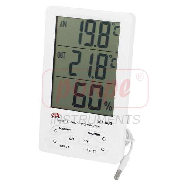 KT-905 Thermo-Hygrometer
