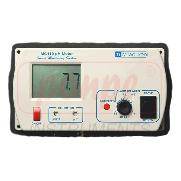 MC110 Milwaukee pH monitor pH monitor