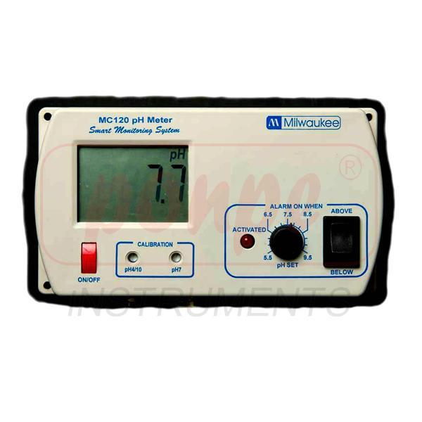 MC120 Milwaukee เครื่องวัดค่ากรดด่าง pH monitor
